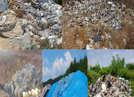 도, 폐기물 불법 투기자 공익제보 포상금 최대 1억원 이미지