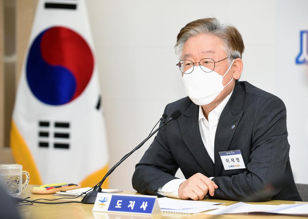 이재명 경기도지사는 20일 자신의 사회관계망서비스(SNS)에 일본군 성노예 피해자 양로시설인 '나눔의 집' 관련 경기도 특별점검 결과를 발표하며 나눔의 집이 이를 개선과 발전의 계기로 삼아줄 것을 주문했다. 자료 사진.