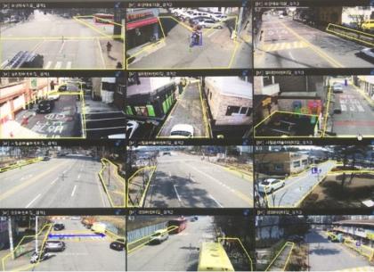 범죄예방부터 재난경보까지…경기도 CCTV는 진화 중 이미지