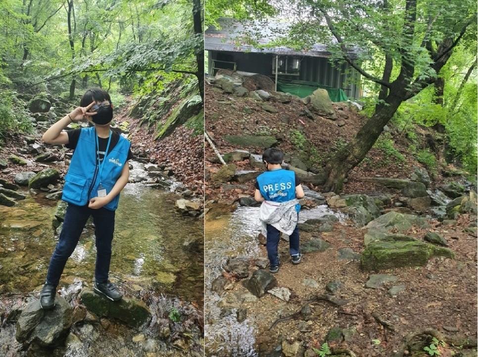 호평받은 경기도 청정계곡 가보니...자연과 조화 이루며 깨끗하게 정돈 이미지